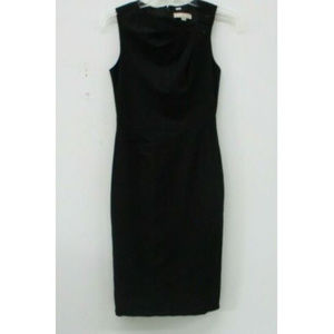 Banana Republic Womens Dress Black Dressy Evening